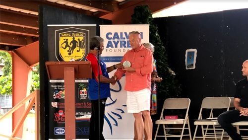 Calvin Ayre renders support to the 2nd Annual University ID Combine