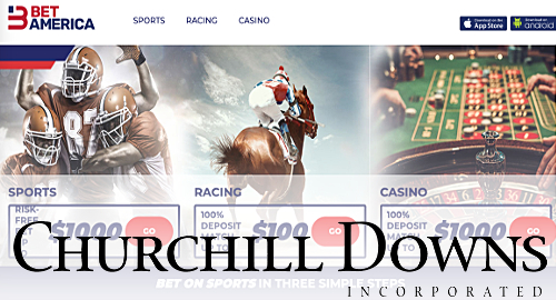 Churchill Downs' online wagering falls on launch, marketing costs