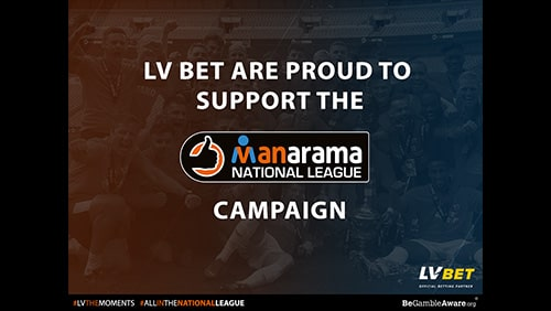 LV BET supporting MANarama Prostrate Cancer campaign