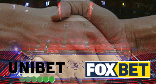 NBA inks betting deal with Unibet, 76ers partner with Fox Bet