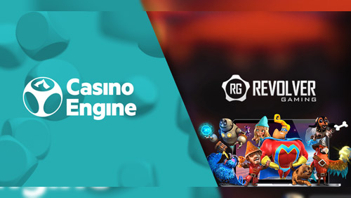 Revolver Gaming inks content distribution deal with CasinoEngine