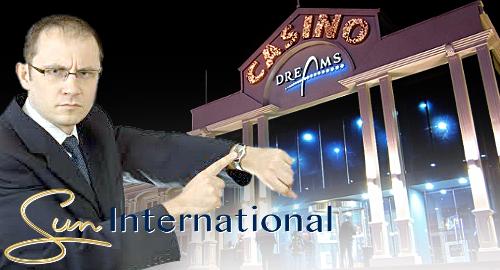 Sun Int'l calls time on Chilean casino merger with Marina Del Sol