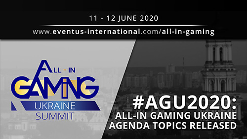All-in Gaming Ukraine 2020 Agenda released | Call for speakers now open