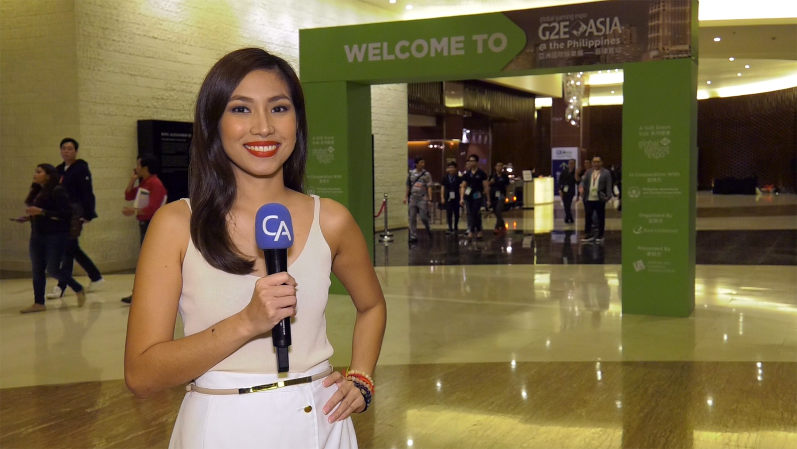 G2E Asia @ the Philippines Day 2 | IT and tech solutions increasing, gaming industry shifting to digital