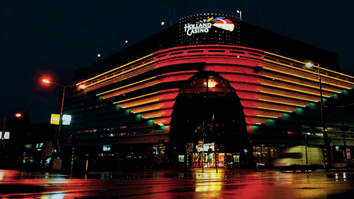 Holland Casino agrees to give CEO four more years