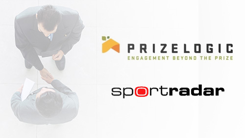 PrizeLogic and Sportradar announce strategic partnership