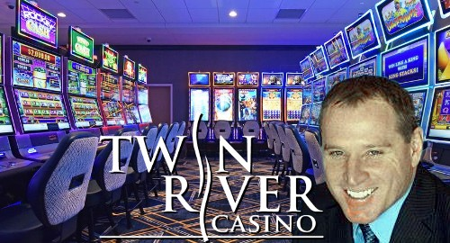 Twin River casino VP indicted on multiple counts of bribery