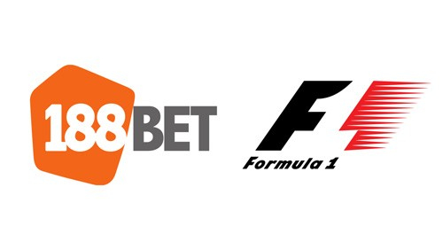 188BET named as Official F1 Sponsor in Asia