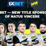 1xBet 'inspires' eSports market with new Natus Vincere partnership