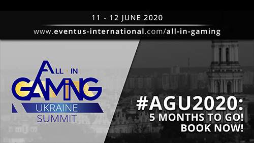 All-in Gaming Ukraine 2020 | 5 months to go
