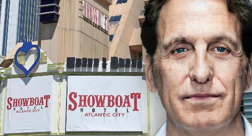 "Blatstein ""completely focused"" on reopening AC's Showboat Casino"