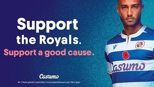Casumo uses its sponsorship platform for good causes
