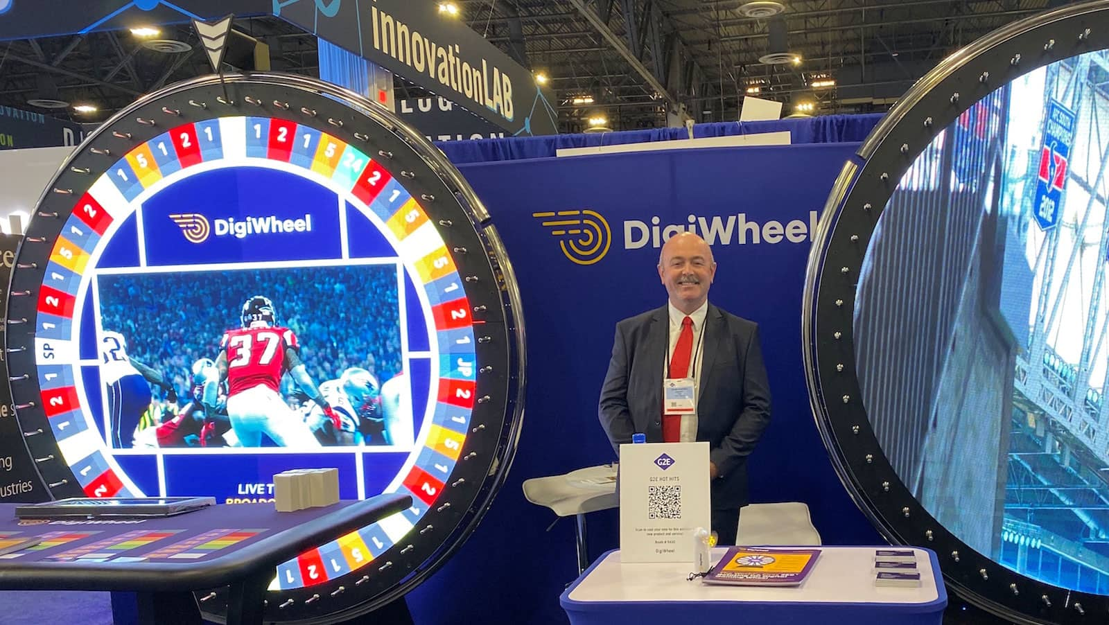 DigiWheel set to redefine the gaming entertainment experience with official launch at ICE London