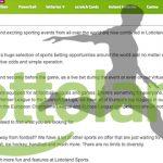 Lottery betting firm Lottoland add Altenar-powered sportsbook