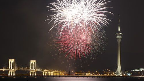 Macau preparing for more air, hotel traffic over Chinese New Year