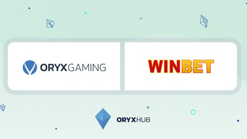 ORYX signs content agreement with Winbet