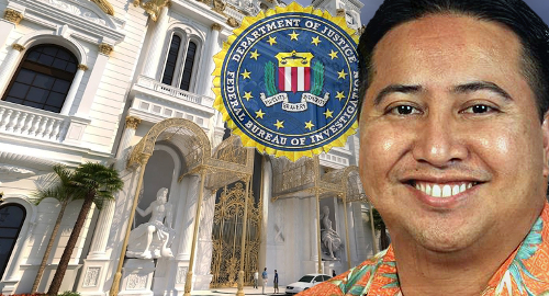 CNMI guv: FBI dug up my pig sty looking for Imperial Pacific bribes