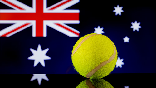 Top seeds triumph in early rounds of Australian Tennis Open