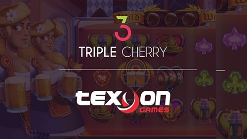 Triple Cherry ties up Texyon Games content deal