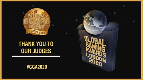 Voting opens for Global Gaming Awards London 2020