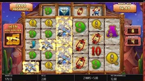Blueprint Gaming digs deep with Diamond Mine Megaways™ Extra Gold