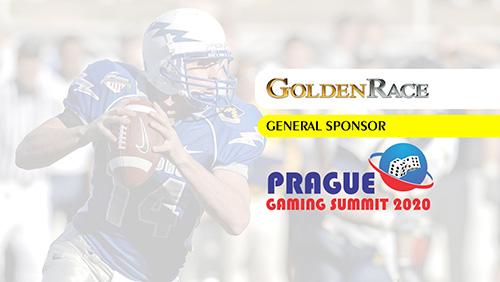 Golden Race announced as General Sponsor at Prague Gaming Summit 2020