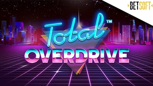 Join Betsoft Gaming on a cool ride with Total Overdrive