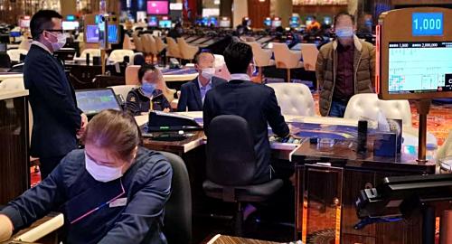 Macau casinos down double-digits in virus-plagued January - CalvinAyre.com