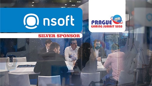 NSoft, top-quality software solutions provider announced as Silver Sponsor at Prague Gaming Summit 2020