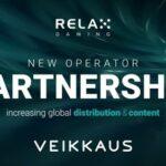 Relax Gaming secures landmark partnership with Veikkaus