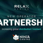 Relax Gaming to go live with Ninja Casino