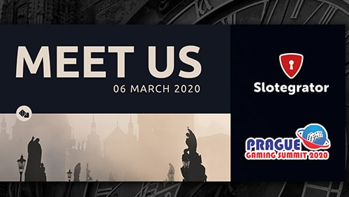 Slotegrator Presents at Prague Gaming Summit 2020