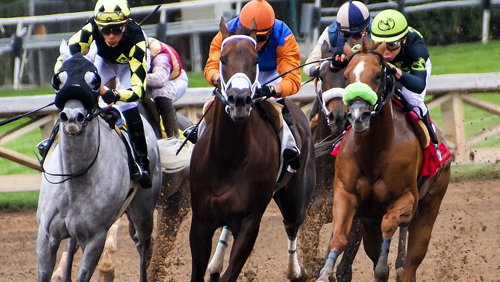 More than 2 dozen horse racing professionals charged in drug scheme