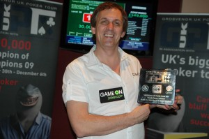 Tony Cascarino with his Grand Final win| Poker news