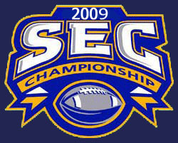 Bookies need Alabama to Upset Florida in 2009 SEC Championship