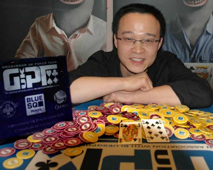 Wu becomes GUKPT Champion of Champion