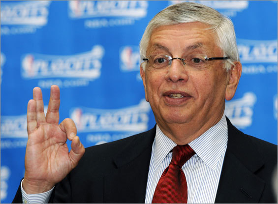 NBA Boss Stern Open To Legal Gaming