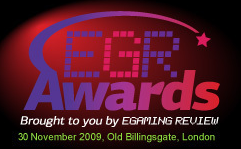 EXCLUSIVE: EGR Awards Interview with Mark Blandford