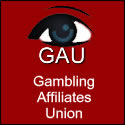 Gaming industry, Gambling Affiliates Union Logo