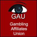 Gambling Affiliates Union Logo, Gambling affiliates