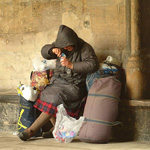 Poker player donates to homeless, Poker news