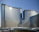 Casino business, City Center's Aria Resort and Casino open