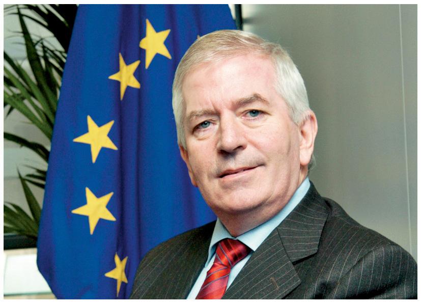 European Commission Shake Up