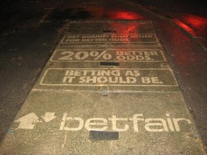Casino news, Betfair fuming over BHA - William Hill alliance