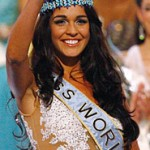 Lifestyle news, Miss World flying the flag for the British Empire