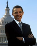 Poker marketing, Obama and his relations with poker