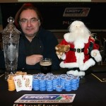 Poker news, Christmas came early for this Irishman