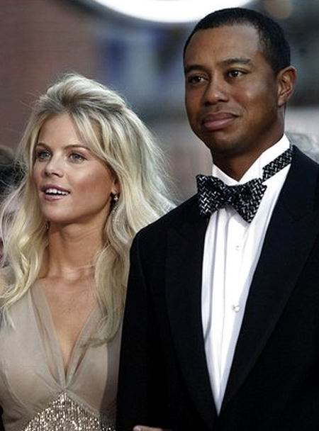 Tiger Woods Quits Golf