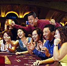 Maryland racino pins hopes on Asian gamblers