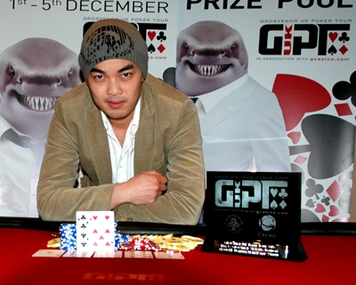 Tran the man is King Cuong of poker